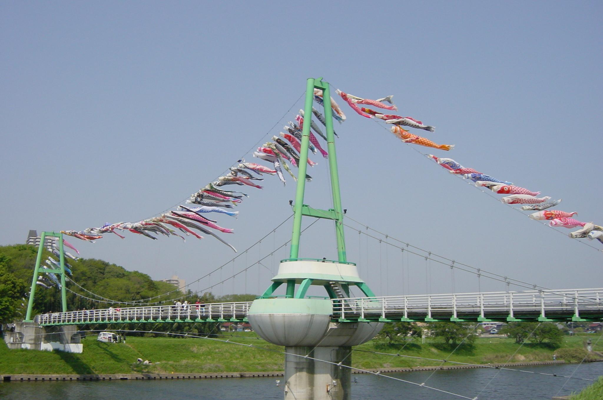 4 ゆらゆら橋